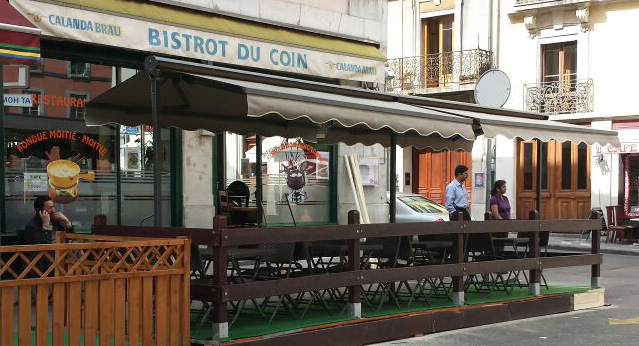 Bistrot Du Coin - rooms lookup 18