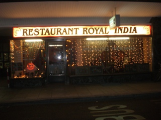 Restaurant Royal India - rooms lookup 30