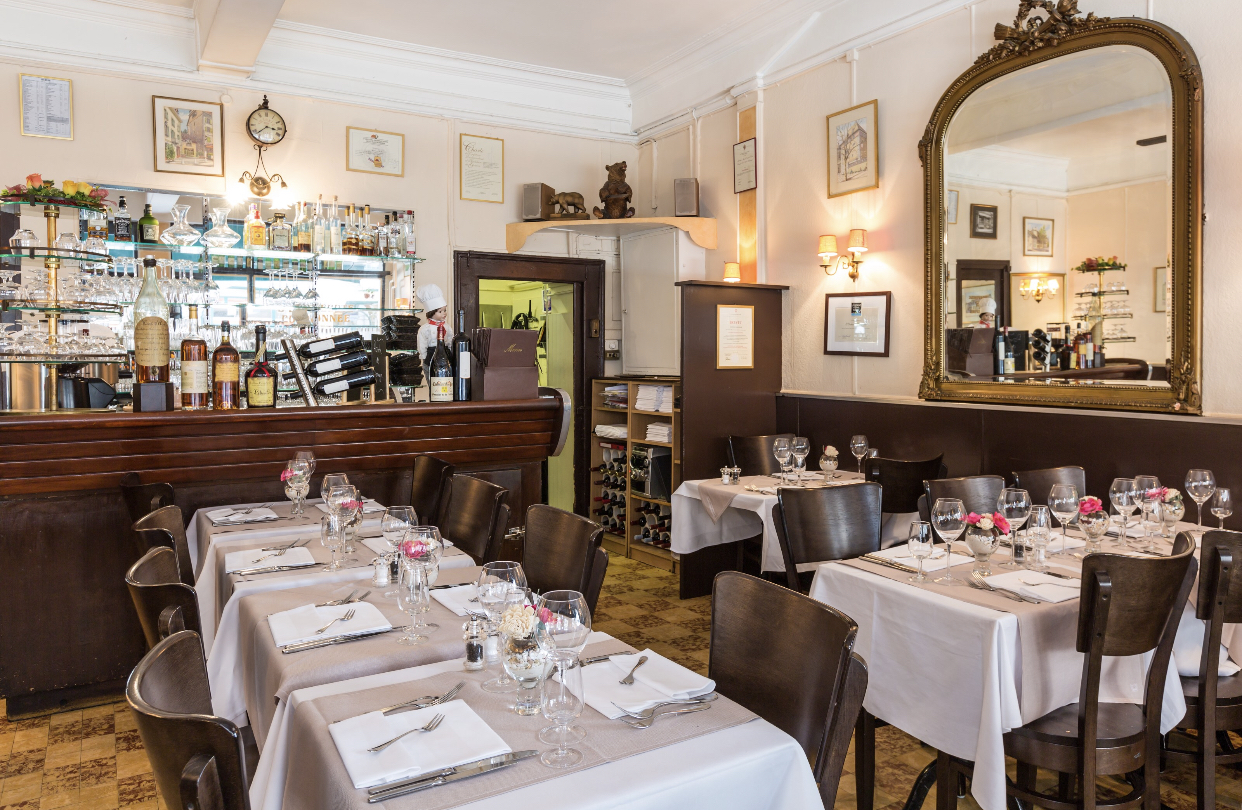 L'Entrecote Couronnee - rooms lookup 8